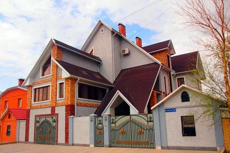 Новости: Топ-5 самых дорогих домов Атырау