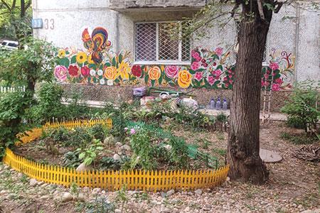Новости: Алматинцы выберут лучших дворников