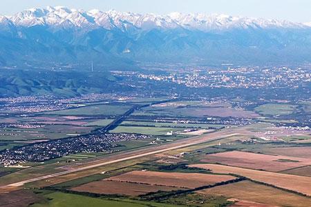Новости: Частный сектор в Алматы проигрывает пригороду