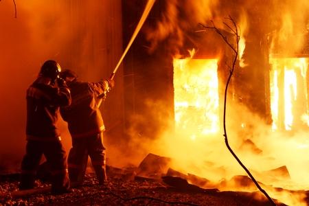 Новости: В столичной двухэтажке случился пожар