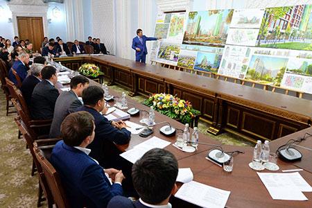 Новости: Градсовет Алматы утвердил три новых проекта