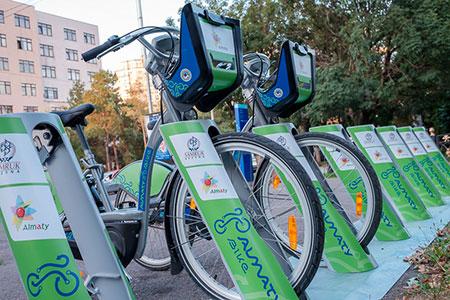 Новости: В южной столице утроят количество велостанций