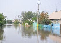 Новости: В Костанайской области затопило насёленные пункты (фото)