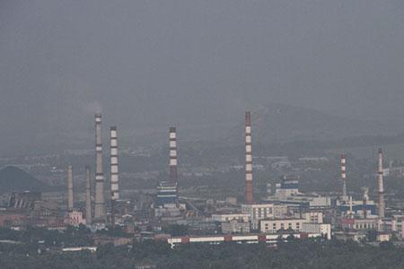 Названы самые загрязнённые города Казахстана