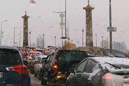Новости: Акиму Астаны сделали замечание из-за слабой подготовки кзиме