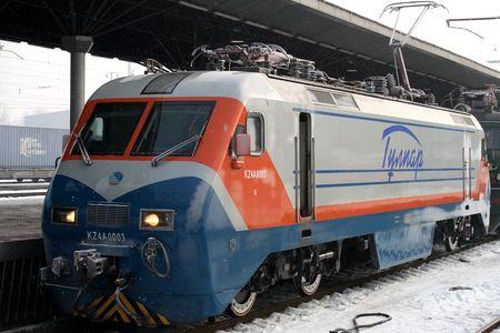 Новости: В Усть-Каменогорск на «Тулпаре»