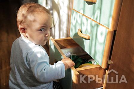 Статьи: Безопасность ребёнка в доме: что надо знать?