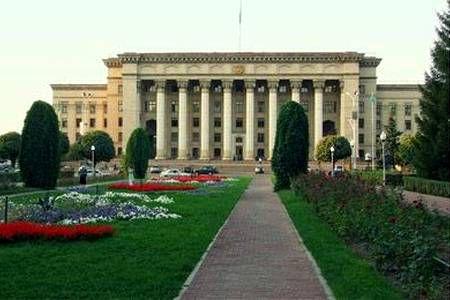 Новости: «Золотой квадрат» в Алматы станет зелёным