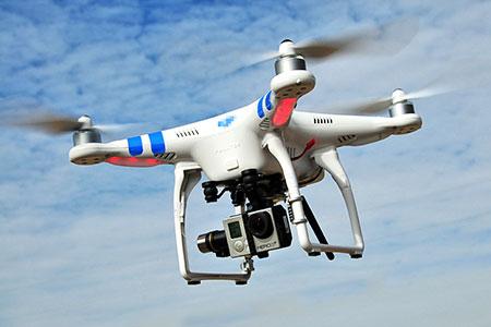 Новости: Заэкологией вБишкеке будут следить спомощью дронов