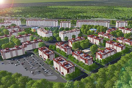 Статьи: Квартиры вперспективных иэкологичных районах Новосибирска от$15025*