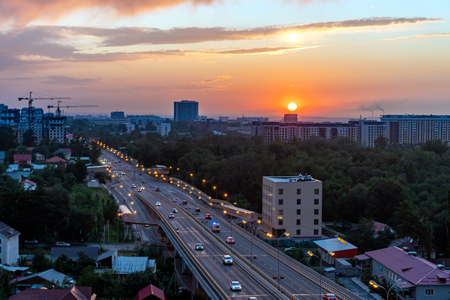 Новости: Акимат Алматы: что изменится вразвитии города