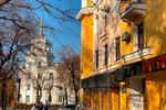 Новости: Центр Алматы будут восстанавливать пофотографиям