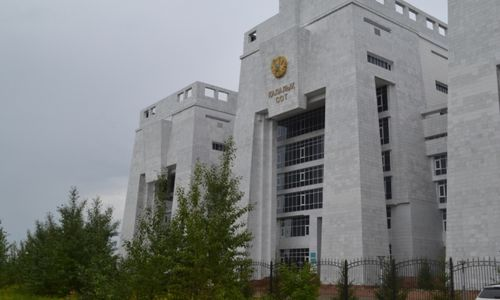 Новости: Астана: правосудие будут вершить во дворце
