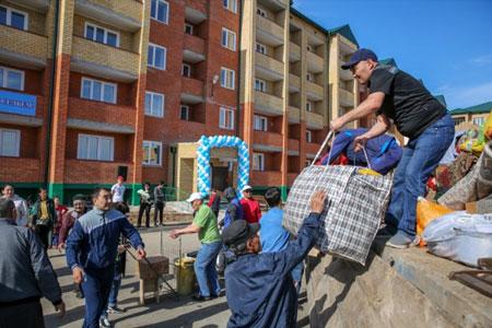 Новости: Многодетным семьям Нур-Султана предложили переехать врегионы