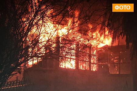 Новости: Из-за ошибки в адресе пожарные не успели спасти дом