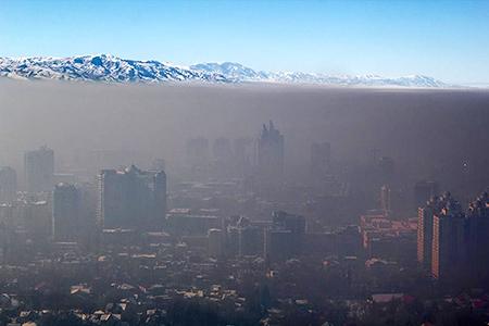 Новости: Детектору загрязнения воздуха перекрыли кислород