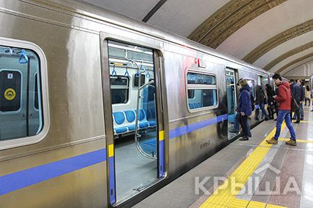 Новости: Вметро Алматы усилены меры безопасности