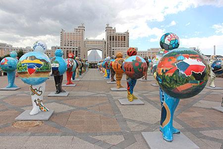 Новости: Онлайн-трансляция открытия EXPO вАстане началась