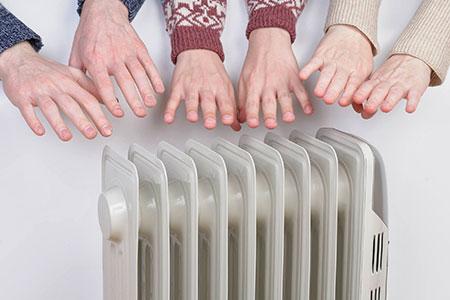 Новости: Что делать, если вквартире холодно?