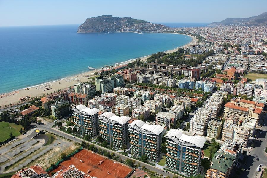 Статьи: Недвижимость  в Турции: выбираем район Алании для покупки квартиры