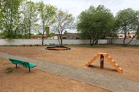 Новости: В Астане проектируют первую площадку для выгула собак