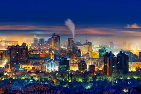 Статьи: Индекс «Крыши» в Алматы показал небывалый штиль