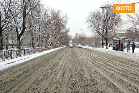 Новости: Алматинские дороги пообещали расчистить отснежной кашидоконца дня