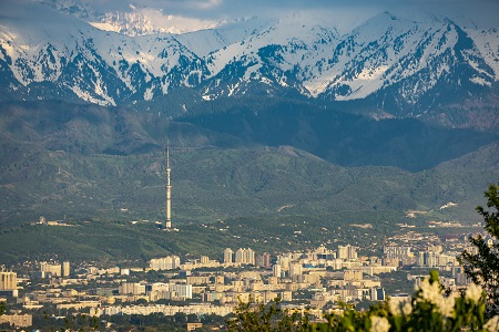 Новости: Как изменится Алматы к2050году: опубликована стратегия развития города