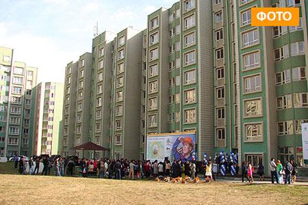 Новости: В Алматы раздали 230 квартир