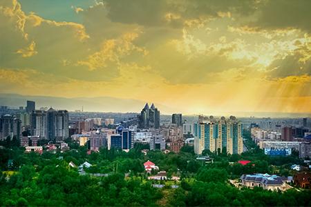 Статьи: Что изменится в Алматы через 5 лет?