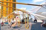 Новости: Нанабережной в Нур-Султане появится новая зона дляразвлечений