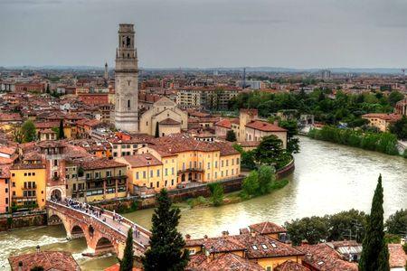 Новости: В Италии могут построить кладбище высотой с 33-этажный дом