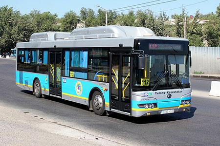 Новости: Проезд заналичные вобщественном транспорте Алматы станетдороже