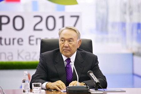Новости: Назарбаев: Квартиры, построенные для ЭКСПО, продадут астанчанам