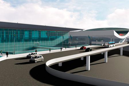 Новости: Собственник аэропорта Алматы готов начать строительство терминала