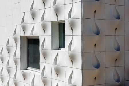 Новости: Панели с карманами предложили использовать для украшения фасадов