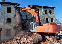 Новости: Реализуется программа посносу ветхих домов