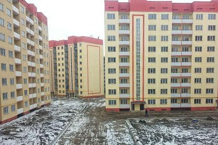 Новости: Для вкладчиков ЖССБК достроят семь домов вЖК«Жас-Канат»