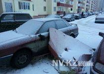 Новости: Карагандинской новостройке вернут облицовку в новом году