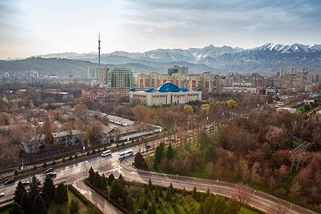 Новости: Каким будет новое тысячелетие Алматы