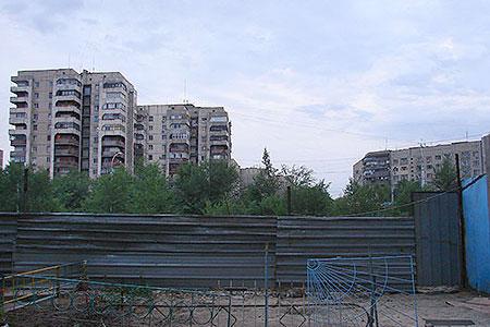 Новости: Почему не строят на пустырях в Алматы?
