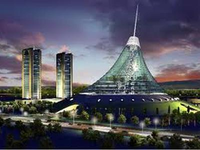Жилой комплекс Rixos Khan Shatyr Residences в Астана