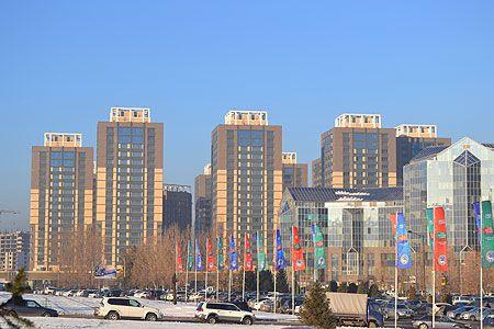 Статьи: В Алматы распродают небольшие квартиры?