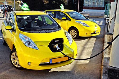 Новости: В Алматы могут появиться электротакси