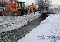 Новости: Алматы: угроза подтопления частных домов снята
