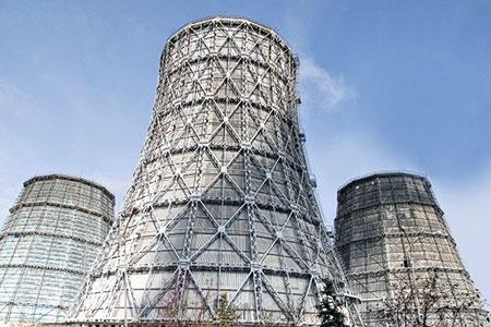 Новости: В Астане продолжается реконструкция энергокомплекса