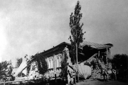 Статьи: Со дня Верненского землетрясения - 133 года: как это было