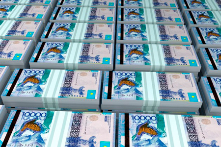 Новости: Наодного казахстанца приходится около двух кредитов