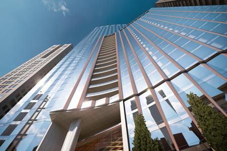 Новости: ВСША построят офисный центр ссамым низким энергопотреблением