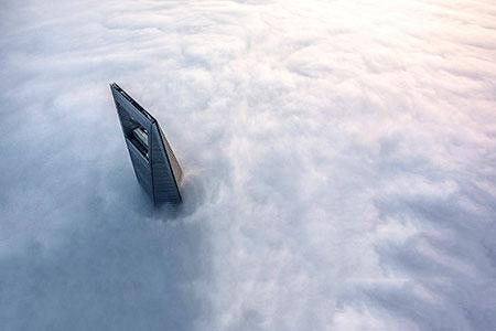 Новости: ВКитае построили «зелёный» небоскрёб за2.4млрд долларов